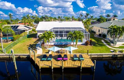Photo for Sunkissed - Cape Coral Yacht Club - Adults Only Perfect Getaway!