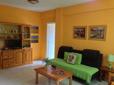 Photo for El Puente, modern, central, bright apartment located in the commercial area