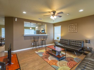 Photo for Cozy home near 6th,  Rainey, Zilker Park,  ACL, Downtown and SXSW