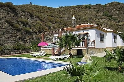 Photo for 4 bedroom Villa, sleeps 8 in Maro with Pool, Air Con and WiFi