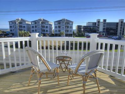 Photo for A Wave from it All: 4 BR / 3.5 BA townhouse in Atlantic Beach, Sleeps 8