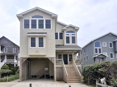 Photo for 8BR True Oceanfront Nags Head -Part Week OK- Heated Pool/Elevator/Handicap Acce