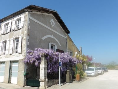 Photo for Les Rosiers A lovely Comfortable house in a friendly Bastille village In Gascony