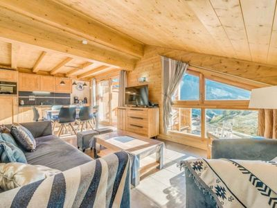 Photo for Apartment Champagny-en-Vanoise, 1 bedroom, 6 persons