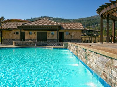 Photo for Beautiful Kelowna House with a Community Beach and Pool!