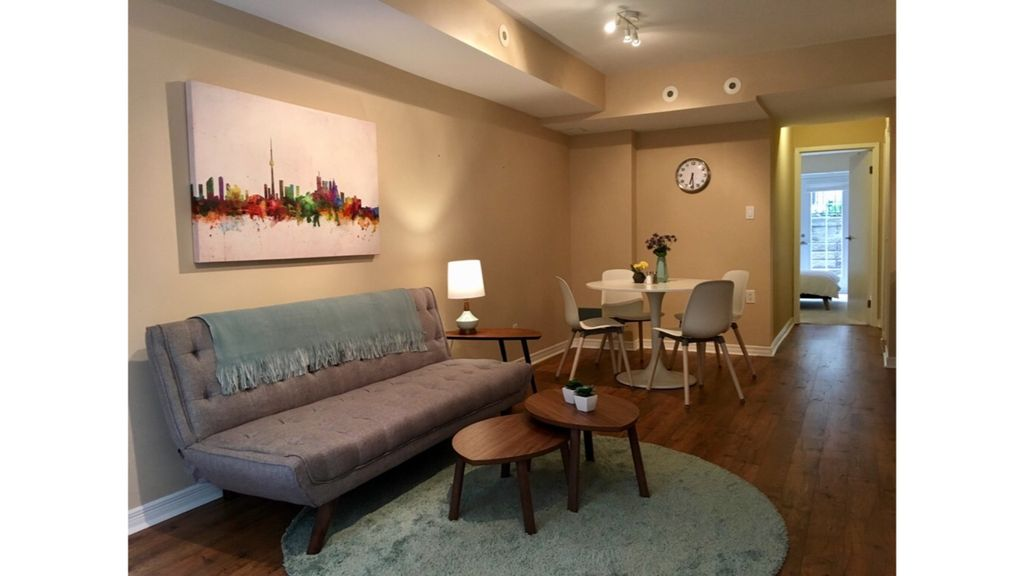 Spacious Townhouse in a Well-Located & Trendy Neighborhood