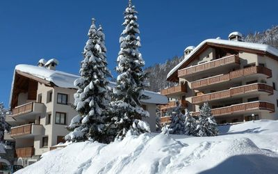 Photo for Apartment house in a good location directly on the slopes