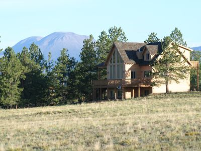 Photo for 4 BR Mountain Getaway, Borders National Forest