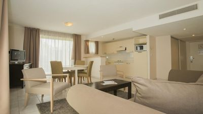 Photo for Book your apartment in a hotel ****> Apartment 32
