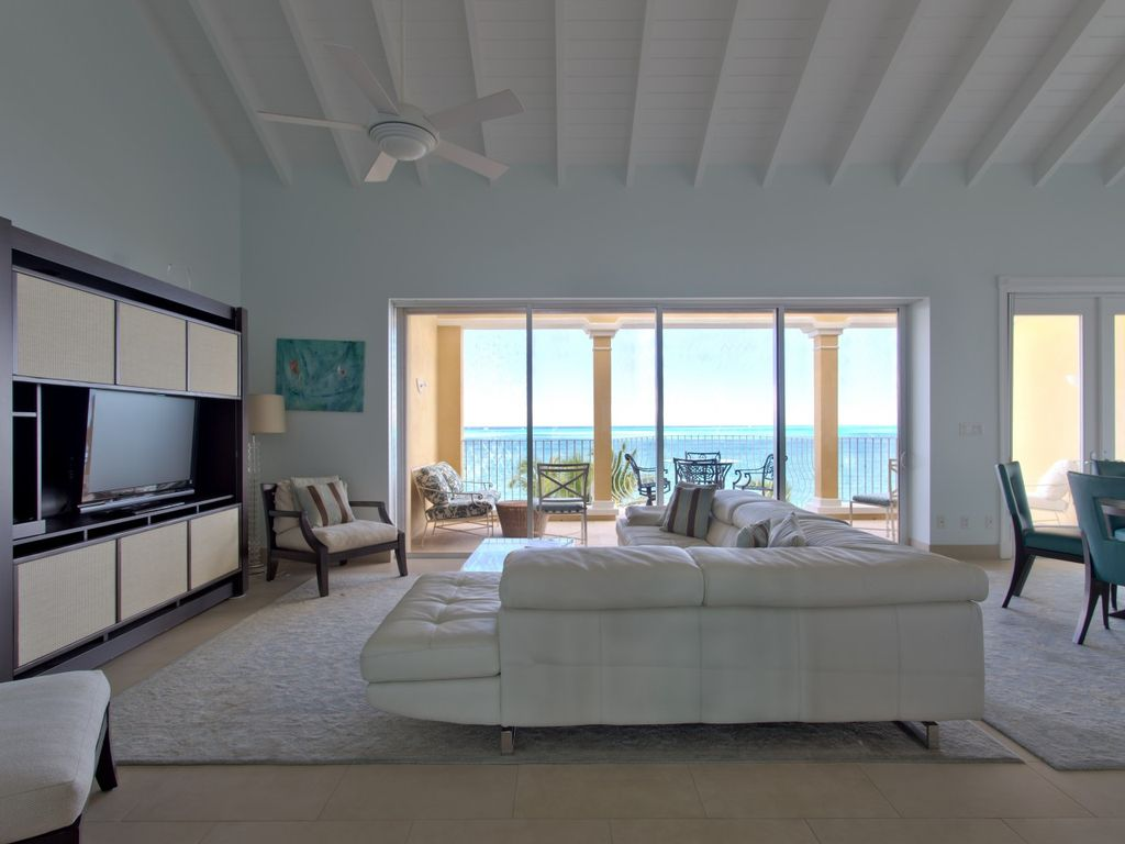 Villa 402: 2 Bedroom, 2 1/2 Bathroom Deluxe Penthouse (sleeps 4-5)