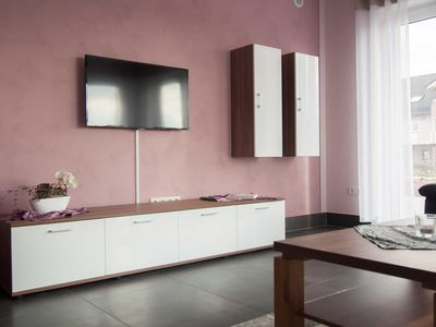 Photo for Ambiente apartment with terrace - modern-one