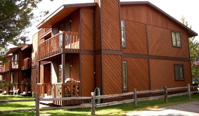 Photo for Comfortable West Yellowstone Townhouse Sleeps 7-8* / Basecamp to ADVENTURE