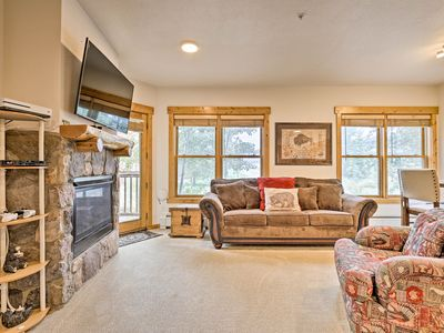 Photo for Condo w/ Hot Tub, <1 Mile to Keystone Resort!