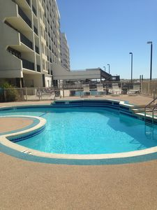 Photo for Close to the Hang Out - On the beach with a perfect Beach view - family friendly