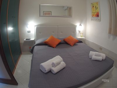 Photo for Nice apartment for two near the beach