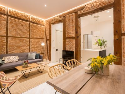Photo for La Latina XIV - Apartment for 6 people in Madrid