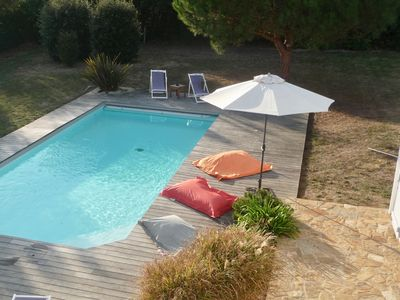 Photo for Beautiful and large house in Talmont-Saint-Hilaire with pool