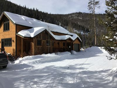 Photo for Solitude! Great get-away house for families and adventurers - hiking and skiing.