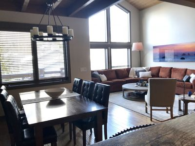 Photo for Modern 4 Bdrm + Den Townhouse in Boulder Creek, Deer Valley w/ Private Hot Tub