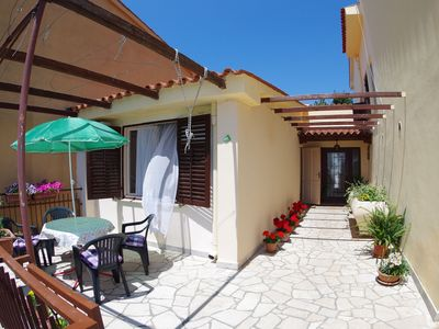 Photo for Enchanting studio close to the beach, the city center and a nature park