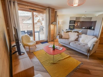 Photo for Appart chaleureux Neve - Apartment for 6 people in L'Alpe d'Huez