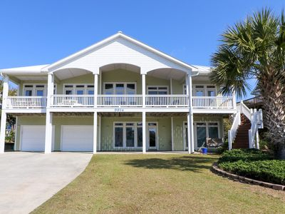Photo for Large Oceanview Family Home! New Rental which means Open Availability!