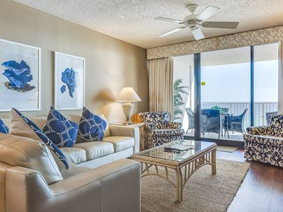 Photo for HAVE A BALL with Kaiser in Windward Pointe #703: 3 BR/2 BA Condo in Orange Beach Sleeps 8