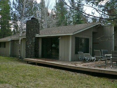 Photo for 2 Master Suites! | 4 BR | BBQ | Deck | Large Grassed Lawn | SHARC Passes