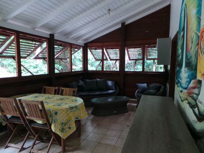 Photo for 2BR House Vacation Rental in Bouillante