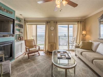 Photo for 23- Amazing Condo With BEACH FRONT Views! Coral Reef Club