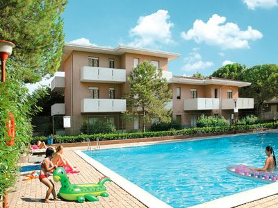 Photo for Apartment Residenza Orsa Maggiore (LIG760) in Lignano Pineta - 5 persons, 2 bedrooms