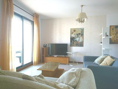 Photo for IDEAL FLAT WITH CHILDREN, WIFI, BEACH, TRANQUILITY