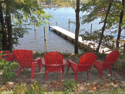 Photo for Wonderful Waterfront Home - Annapolis Area