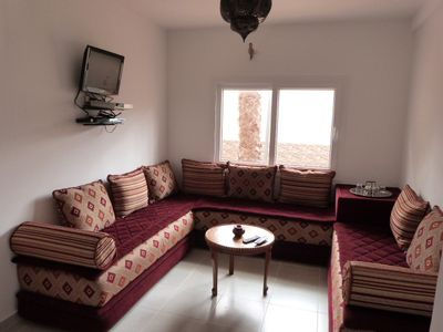 Photo for NICE APARTMENT WITH COURTYARD - 2 BEDROOMS - 2 BATHROOM