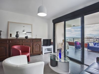 Photo for 1BR Apartment Vacation Rental in Bastia, Corse