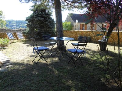 Photo for In the beautiful bastide of Domme, cottage ***