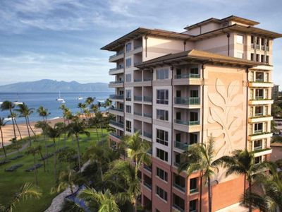 Photo for Marriott Lahaina- Napili Tower 2 Br. 2Ba. Ocean Front Villa, for 7 night stay
