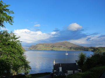 Isle of Raasay, Kyle, Highland, UK