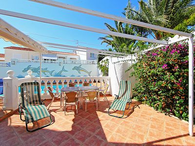 Photo for Vacation home Casa de las Rosas in La Nucia - 5 persons, 2 bedrooms
