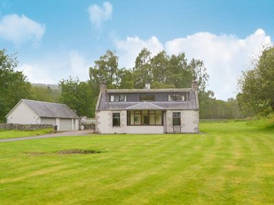 Photo for 4 bedroom accommodation in Advie, near Grantown-on-Spey