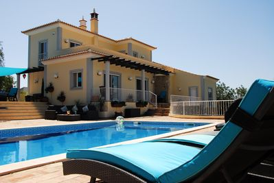 Fully air-conditioned villa