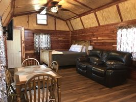 Photo for Cabin Vacation Rental in Allen, Oklahoma
