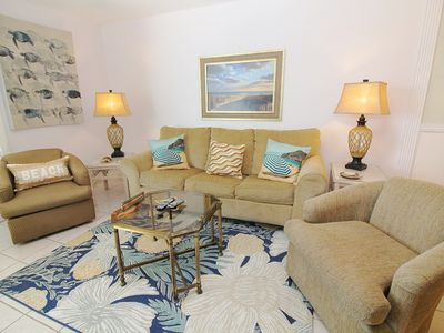 Photo for PH3096, Nice And Spacious 2 BR 2 BA, Gulf Front Condo, Sugar Sands