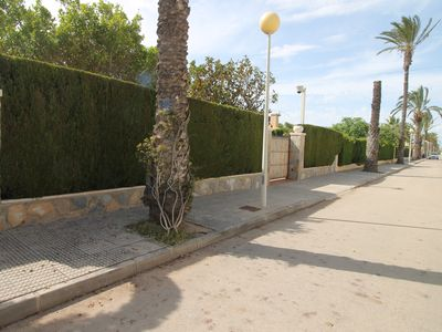 Photo for Villa-classic in Cabo Roig with a heated pool. To the sea 50 m. 2 line be.