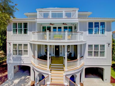 Second Row Ocean Views! New Pool & Hot Tub! New Kitchen! New Baths! All New Furnishings! Game Roo...