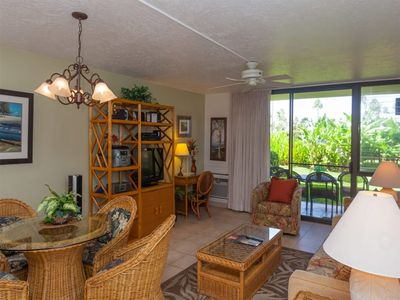 Photo for Embrace Suite Space! Upgraded Kitchen, WiFi, AC, Washer/Dryer–Kamaole Sands 5109