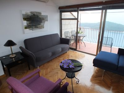 Photo for Beautiful postcard picture apartment in Dubrovnik!