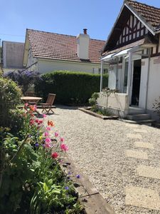 Photo for 2BR House Vacation Rental in Lion-sur-Mer, Normandie