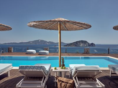 Photo for Serenus Villa Zakynthos | Luxury Villa with Pool