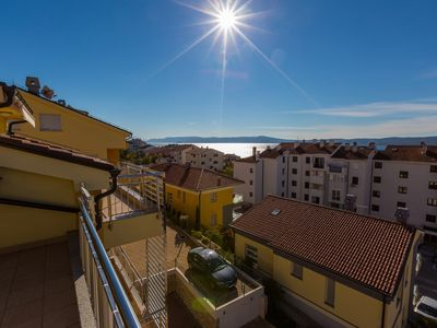 Photo for Balcony with sea view - Apartment Blaue Plima 2